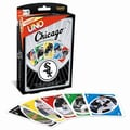 Fundex Games MLB UNO Card Game; Chicago White Sox