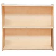 "Wood Designs™ Contender™ 27 1/4""(H) RTA Plywood Bookshelf, Birch"