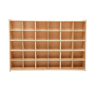 Wood Designs™ Contender™ 30 Tray Storage Without Trays, Baltic Birch