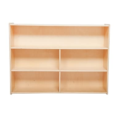 Wood Designs™ Storage 36in.H Versatile Shelf Storage, Birch