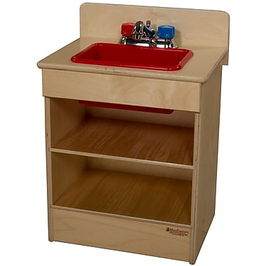 Wood Designs™ Tot Furniture Plywood Tot Sink