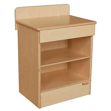 Wood Designs™ Tot Furniture Plywood Tot Standard Cabinet