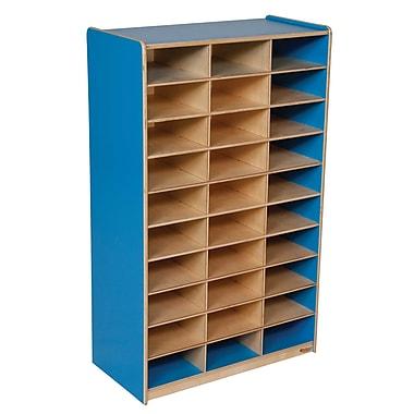 Wood Designs™ Mailbox Center, Blueberry