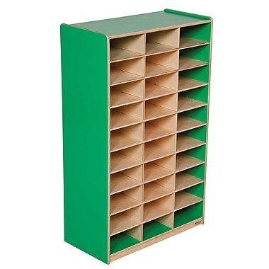 Wood Designs™ Mailbox Center, Green Apple