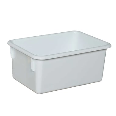 Wood Designs™ Plastic Cubby Tray, White