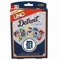 Fundex Games MLB UNO Card Game; Detroit Tigers