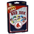 Fundex Games MLB UNO Card Game; Boston Red Sox