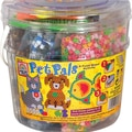 Perler® Fuse Bead Pet Pals Activity Bucket