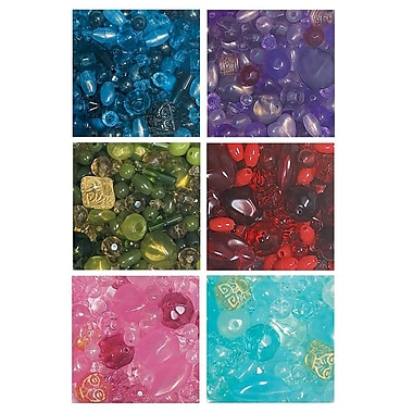 S&S® Acrylic Element Beads Bag, Jade, 1100/Bag