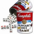 TDC Games Campbell's® Alphabet Dice Game