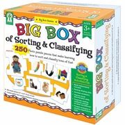 Carson Dellosa Big Box of Sorting and Classifying Board Game