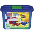 Mega Brand® Mega Bloks Create 'n Play Micro Blok Tub, 750/Set
