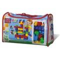 Mega Brand® Mega Bloks Deluxe Building Bag, 160/Set