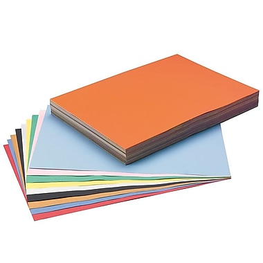 Pacon® Tru-Ray® Sulphite Construction Paper, 12in. x 18in., 250/Pack