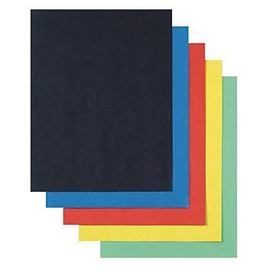 Pacon® Peacock® 22in. x 28in. Super Value Poster Board, Assorted
