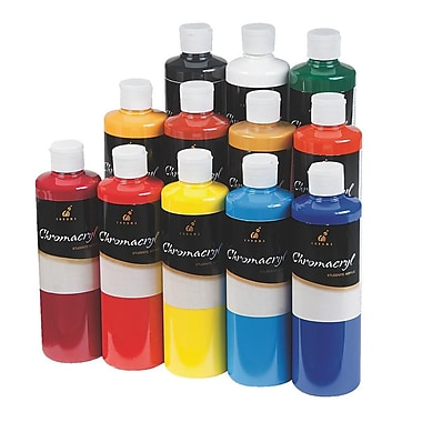 Chromacryl® 16 oz. Acrylic Paint Set