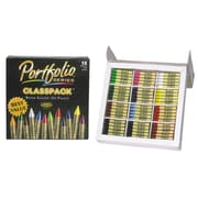 Crayola® Portfolio® Series Water-Soluble Oil Pastels Classpack, 300/Box