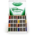 Crayola® Washable Dry-Erase Crayons, 96/Box
