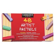 Sargent Art® Premium Quality Pastels Assorted, 48/Pack