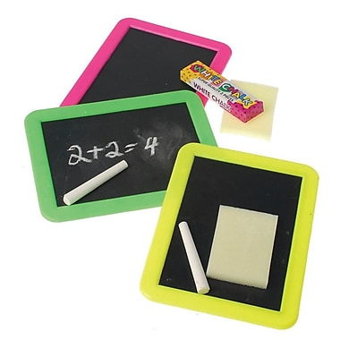S&S® Blackboard Set, 12/Pack