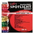 S&S® Party Songs Karaoke CD+G