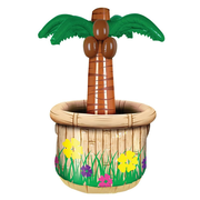 "S&S® 26"" Inflatable Palm Tree Cooler"