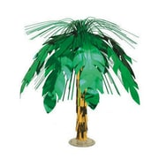 "S&S® 18"" Foil Palm Tree Centerpiece, 6/Pack"