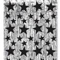 S&S® 8' x 3' Metallic Star Party Curtain