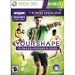 Xbox 360® 52704 Kinect Your Shape Fitness Evolved 2012 Game, Xbox 360®