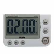 Robic® Deluxe Countdown Timer, White