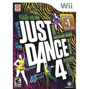 Nintendo® Wii™ Just Dance 4 Game