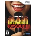 Nintendo® Wii™ Karaoke Joysound Bundle