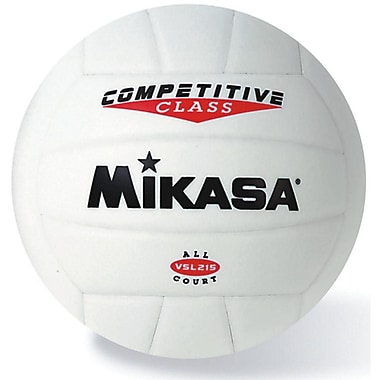 Mikasa® Varsity Series Competitive Class Volleyball, White