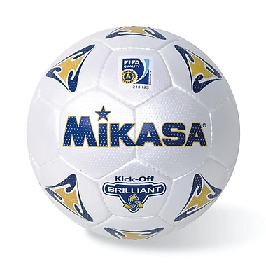 Mikasa® Championship Series Kick Off Brilliant Soccer Ball, Size 5