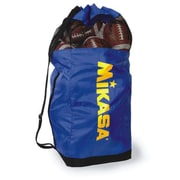 Mikasa® 38 x 15 x 15 Football Duffel Bag, Blue