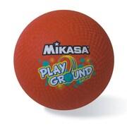 """Mikasa® Playground Ball, 13"""" (Dia.), Bright Red"""
