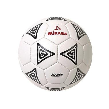 Mikasa® Premier Series La Estrella Plus Soccer Ball, Size 5, Black/White