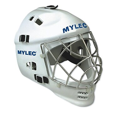 Mylec® Street Hockey Ultra Pro II Goal Mask, White