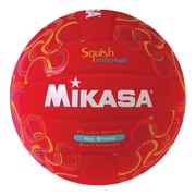 Mikasa® Squish Series Volleyball, Official Size, Red
