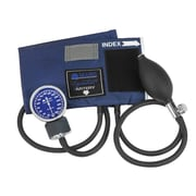 Briggs Healthcare Series Aneroid Sphygmomanometer, Child Blue
