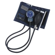 Briggs Healthcare Series Aneroid Sphygmomanometer, Large Adult Blue