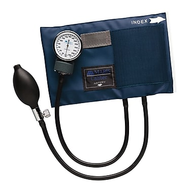 Briggs Healthcare Series Aneroid Sphygmomanometer Blue