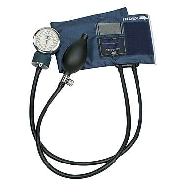 Briggs Healthcare Series Aneroid Sphygmomanometer, Infant Blue