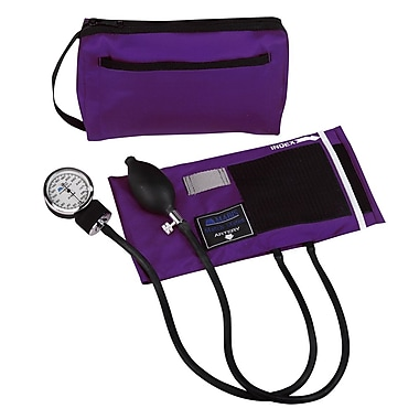 Briggs Healthcare Sphygmomanometers Kit Purple