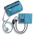 Briggs Healthcare Dual Head Combo Kit Teal