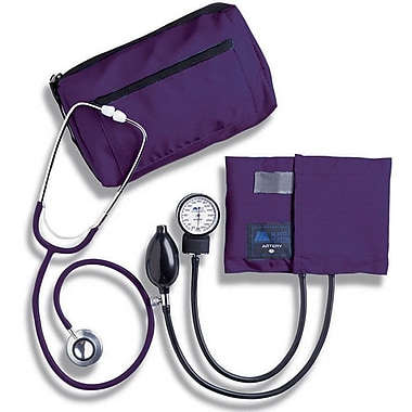 Briggs Healthcare Dual Head Combo Kit Purple