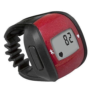 Briggs Healthcare Heart Rate Monitor Red