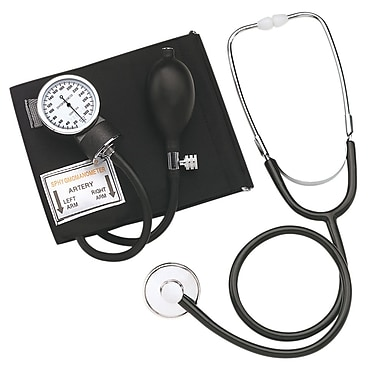 Briggs Healthcare Mabis Two-Party Home Blood Pressure Kit 22in.