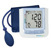 Briggs Healthcare Standard Semi-automatic Digital Blood Pressure Monitor, Blue