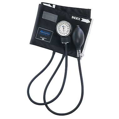 Briggs Healthcare Latex Free Aneroid Sphygmomanometer Black